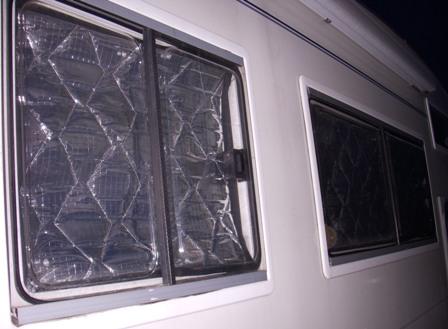 Il lavoro sulle altre finestre.