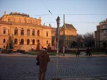 Piazza Jan Palach.